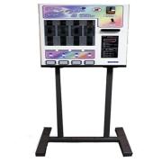EME - Floor Stands for ELITE Dispensers